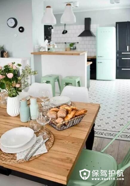 餐厅厨房风格