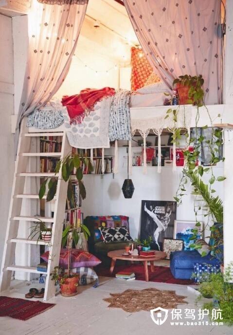 告别慵懒的生活 理想单身女生卧室软装推荐