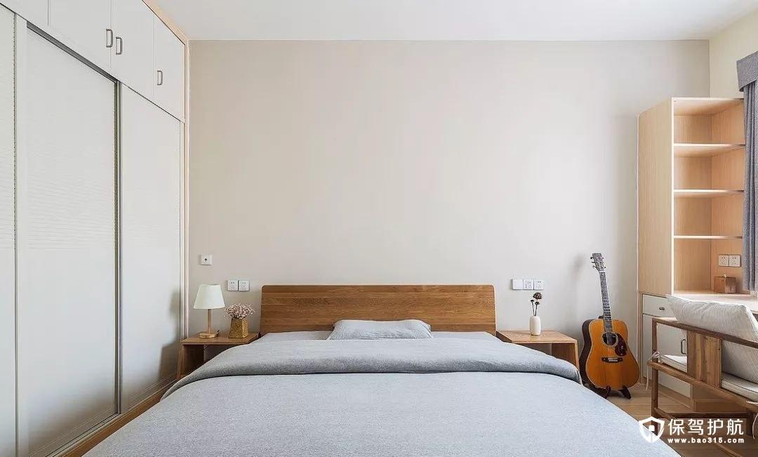 让人心身放松的自然宁静的卧室
