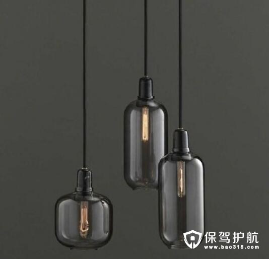 实验器皿灯具