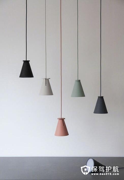 把生活过成诗 极具设计感的灯具软装搭配