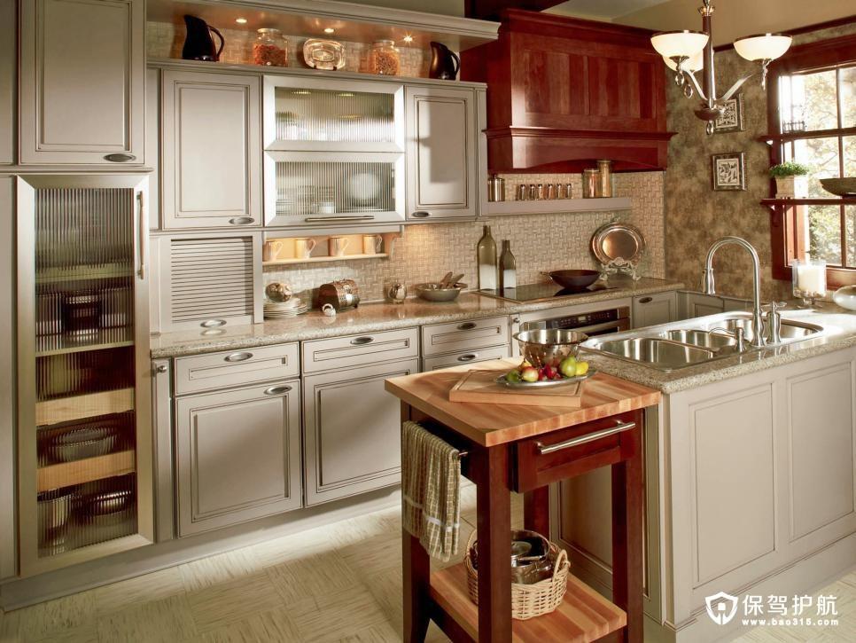 顶级厨房的10个设计趋势