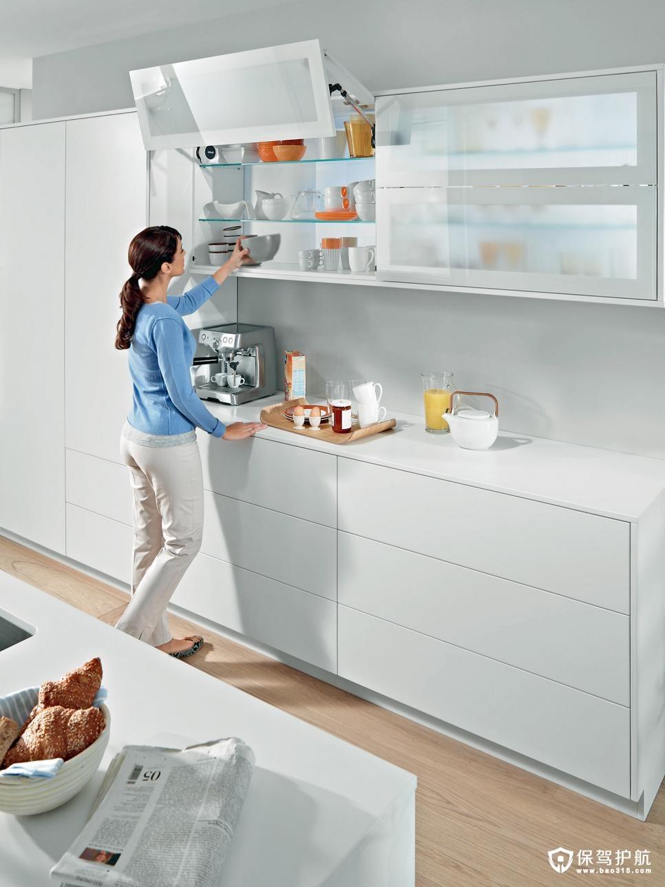 顶级厨房装修效果图
