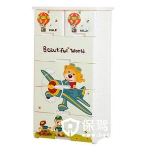 儿童收纳柜设计