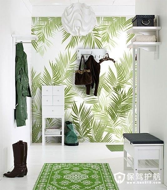 将热带雨林在家居软装中进行到底