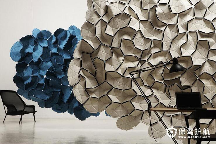 hold住主场的大型创意个性定制墙面装饰