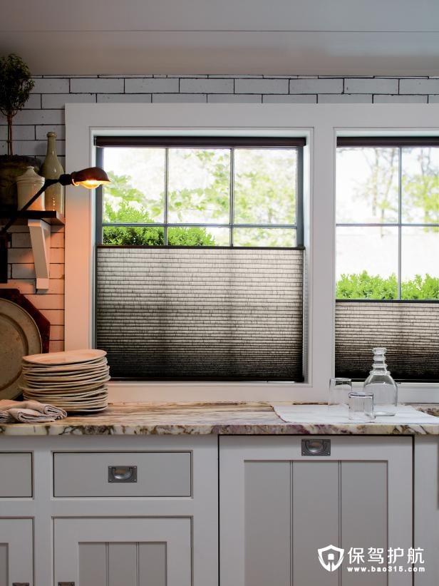 保驾护航网教你10个厨房窗口装饰技巧