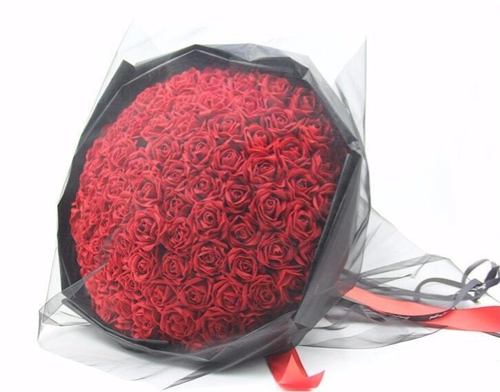 仿真玫瑰花