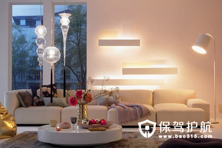 T0P6浪漫灯具打造情调客厅