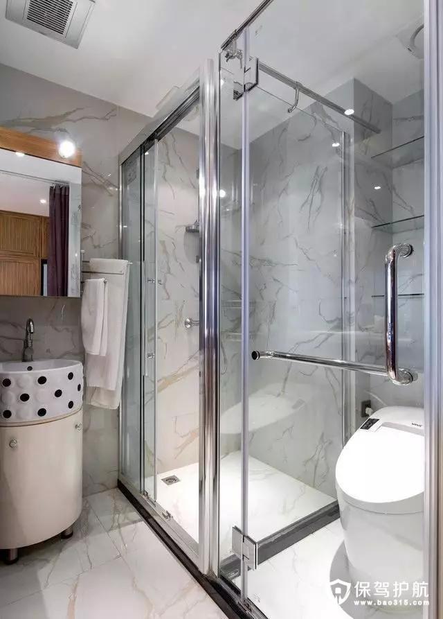多样卫生间装修给你装修灵感