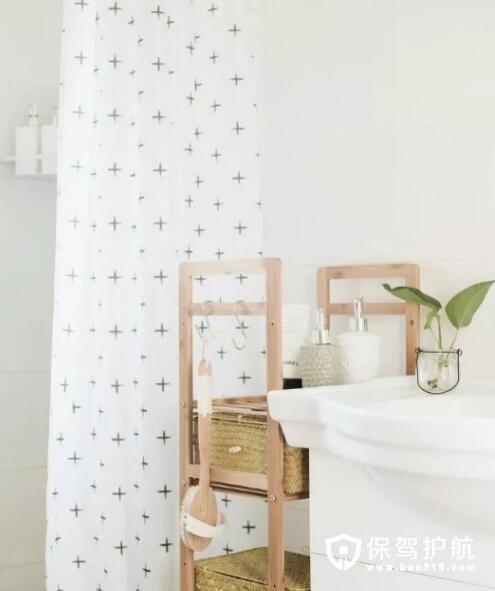 卫浴隔断帘
