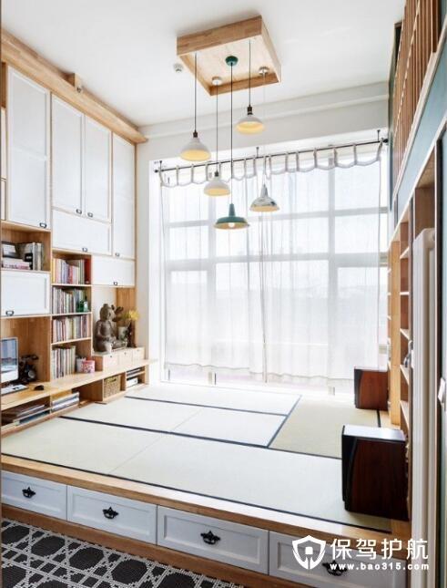 木屋榻榻米设计