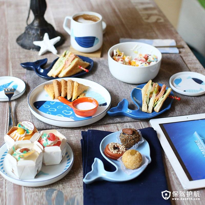 别致厨房餐具设计 搭配休闲下午茶具