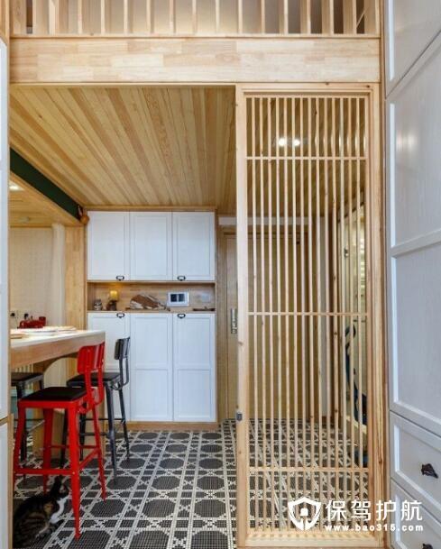 生活是自己的 日系木屋设计