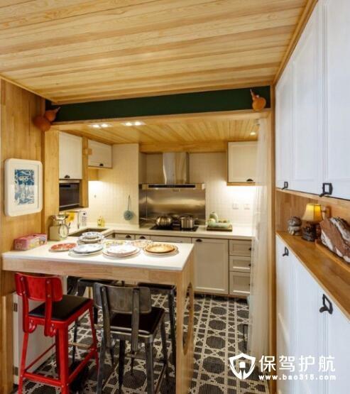 木屋餐厅设计