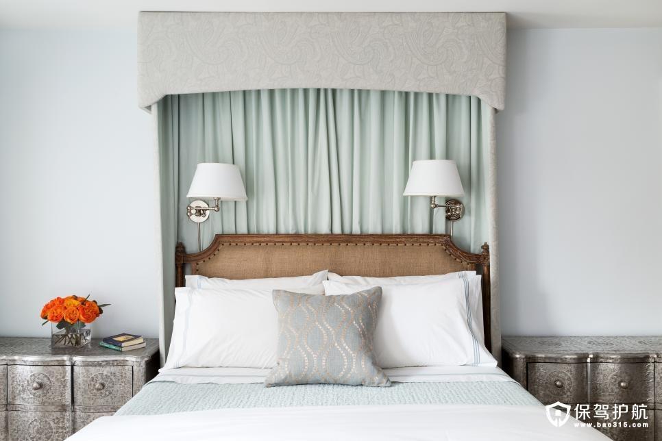 多样式卧室床头板效果图