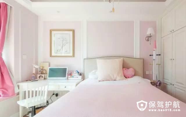 粉嫩的公主房,柔和唯美~