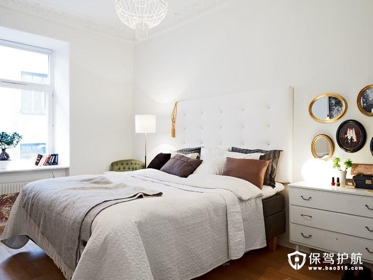 背景墙 床 房间 家居 家具 设计 卧室 卧室装修 现代 装修 743_557图片
