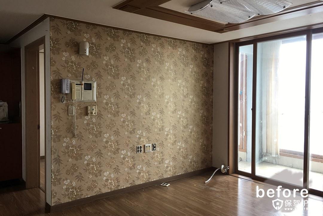 65㎡小户型旧公寓装修改造案例