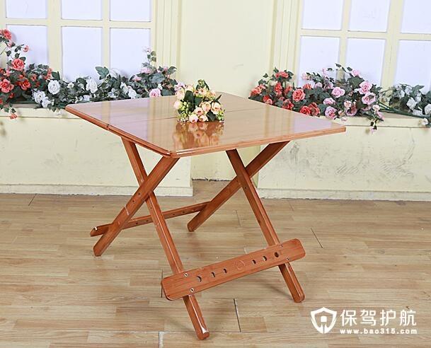 可携带餐桌设计