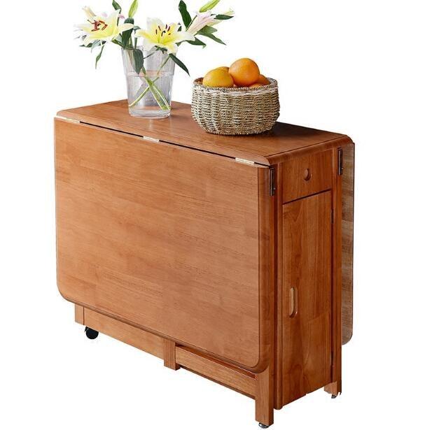 折叠餐桌 小户型空间必备家具利器之选