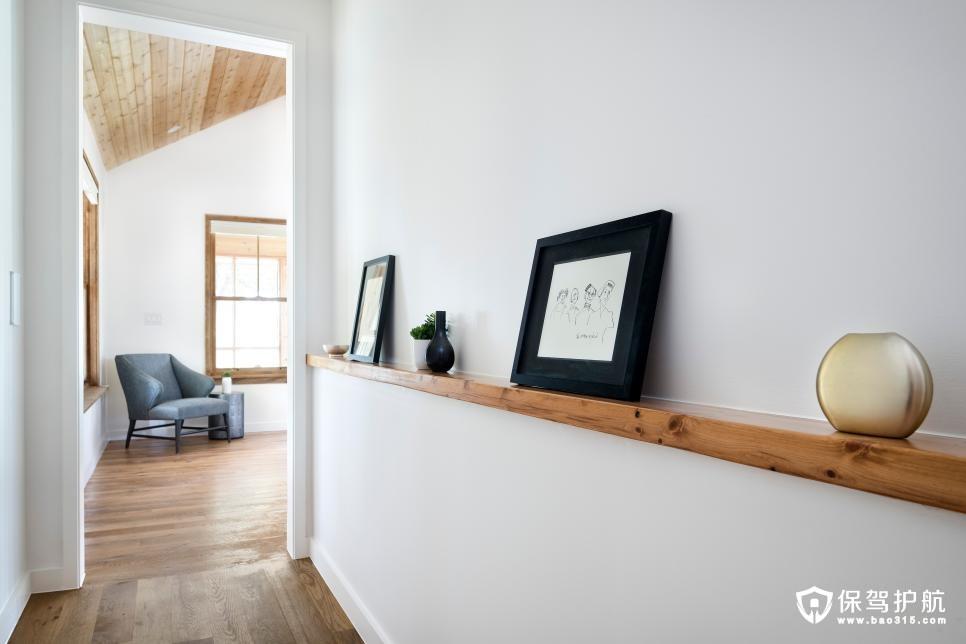 最简单的方法来修饰你的走廊