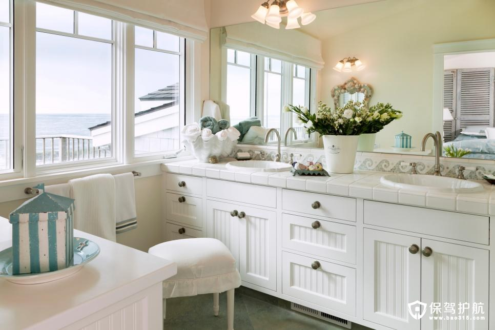 美丽的浴室,有适合你想要的风格吗?