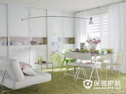 105㎡公寓客厅软装饰攻略