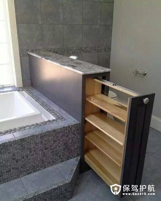 卫浴收纳柜