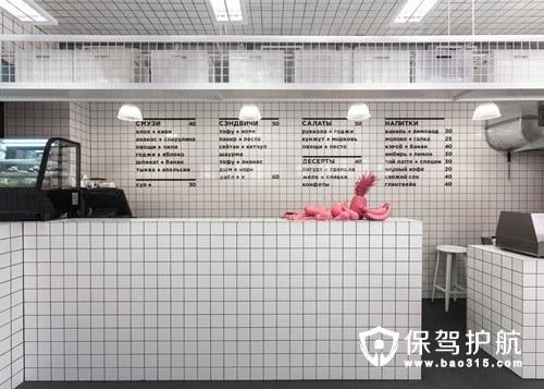 素食餐厅概念设计装修