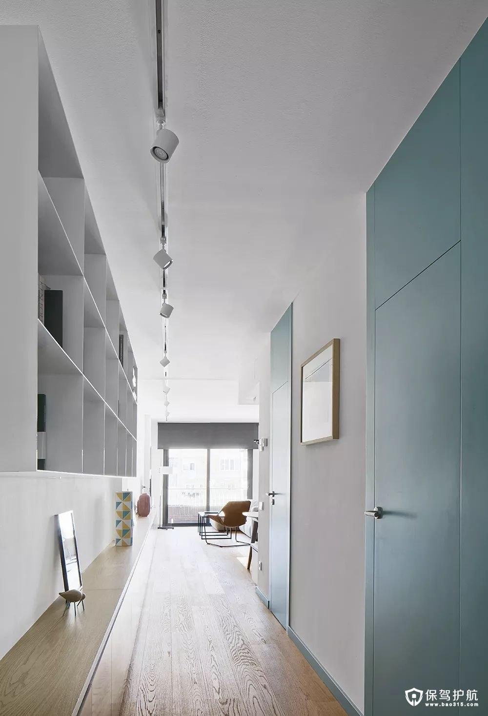 玄关客厅走廊