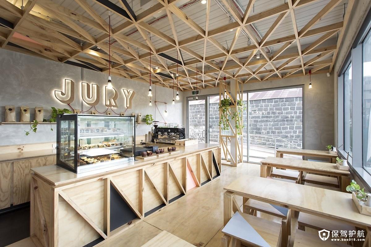 咖啡店设计装修
