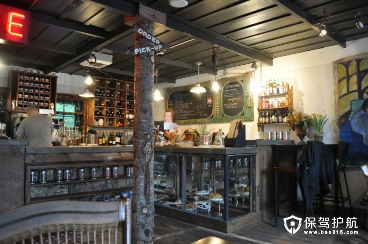 小型咖啡店装修设计