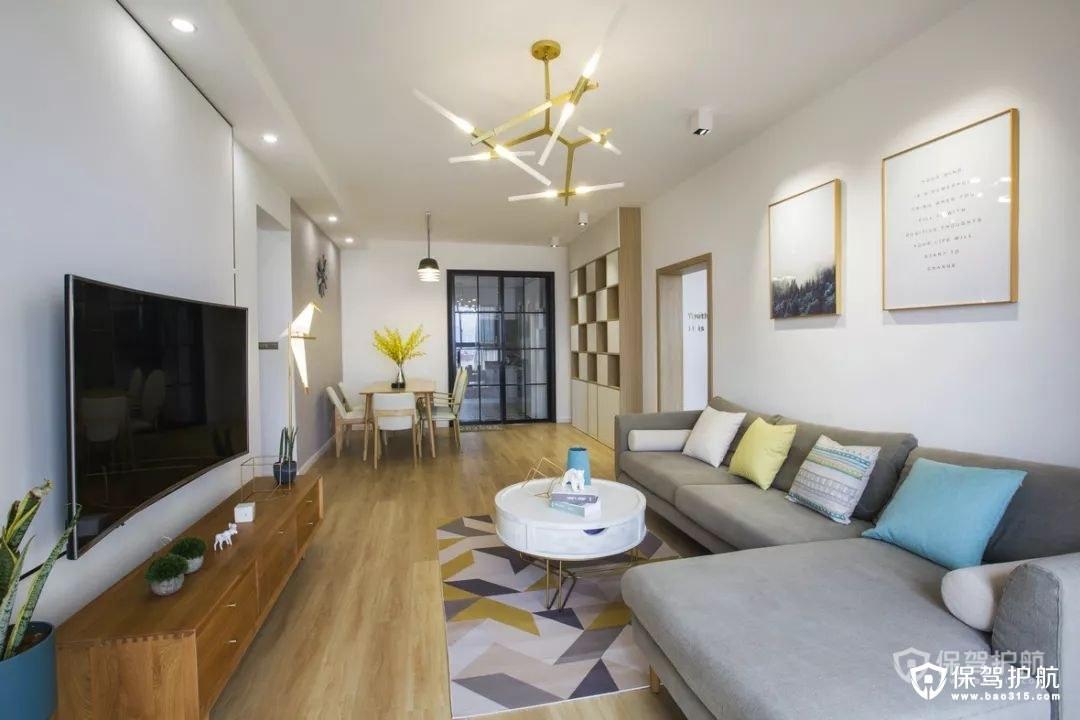各色客厅沙发装修效果图