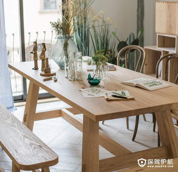 不可缺少的餐厅家具你选对了吗