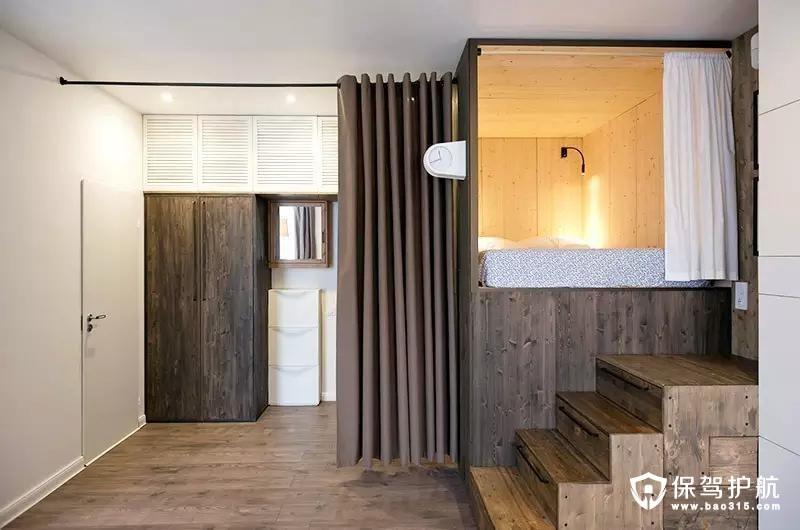35㎡小公寓设计