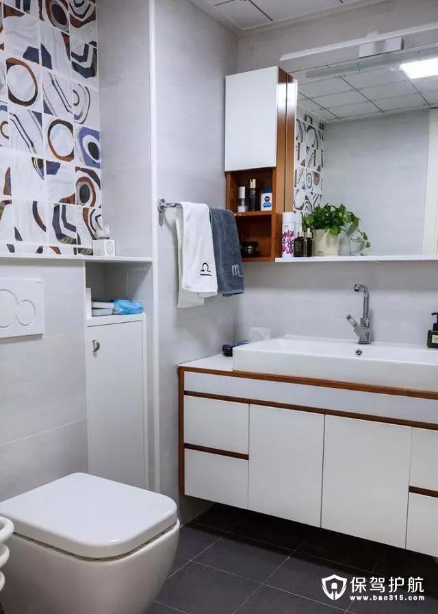 大气异域风情浴室