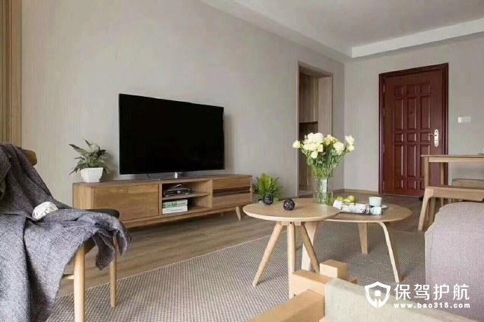 兼具储物和格调 适合大众家庭装修的宜家北欧风
