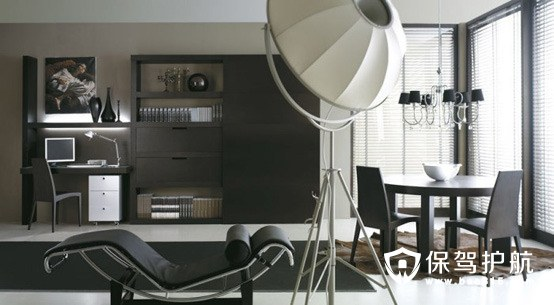 高雅大气国际章最爱客厅软装修效果欣赏
