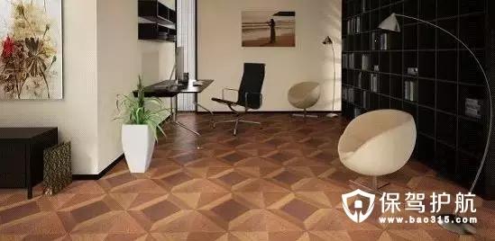备受业主喜爱的六种地板花式铺法