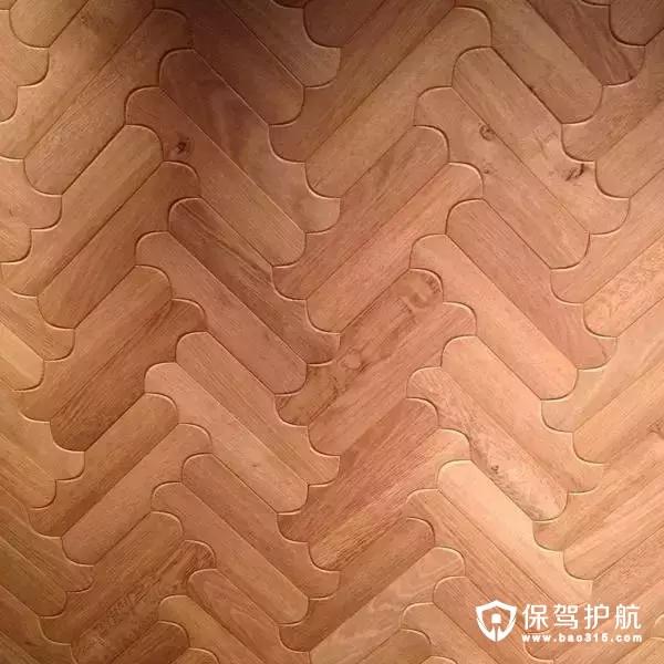 饼干拼地板铺法