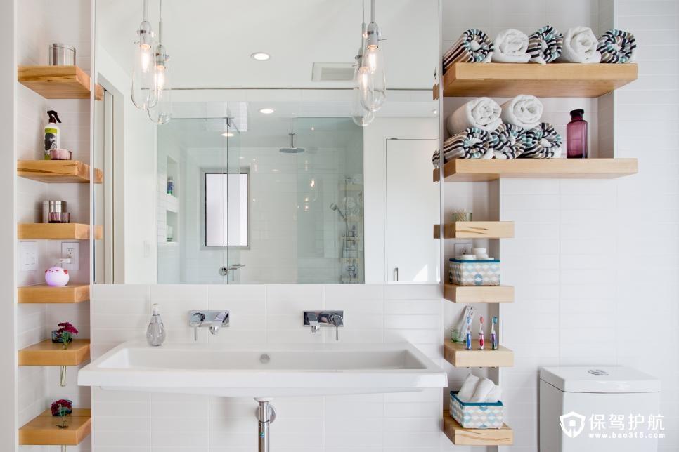 浴室存储效果图