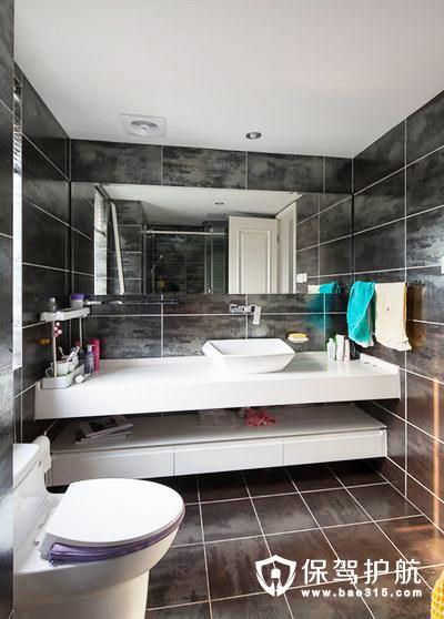 现代北欧风格卫浴设计
