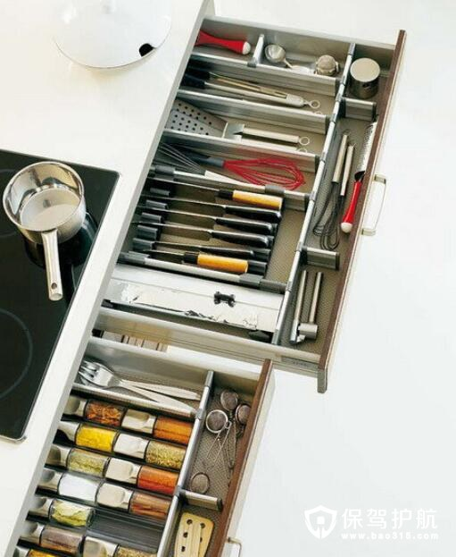 厨房用品刀具收纳