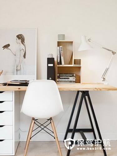 休閑木板桌椅 增添生活情調