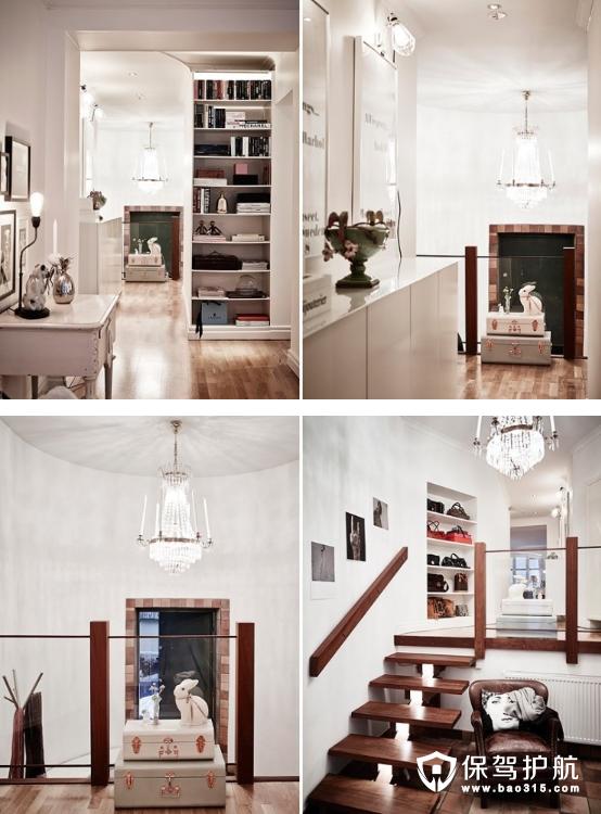 北欧家居照明设计效果图