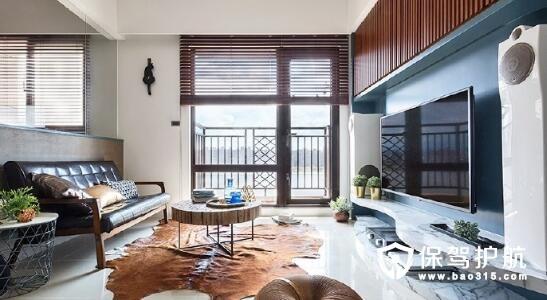 低调隽永的现代禅风房屋装修设计效果图