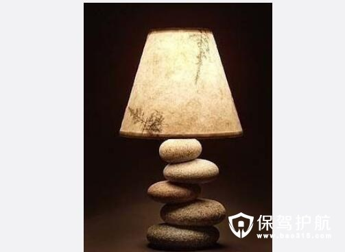 充满创意和趣味的台灯设计