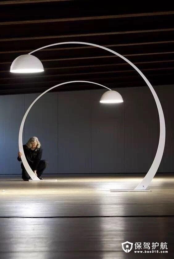 满满科幻感 家居创意灯具精选