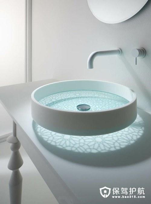 美得不像话 卫生间洗手台设计